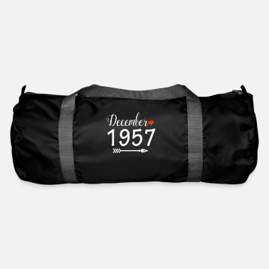 1957 December 1957 - Duffel Bag