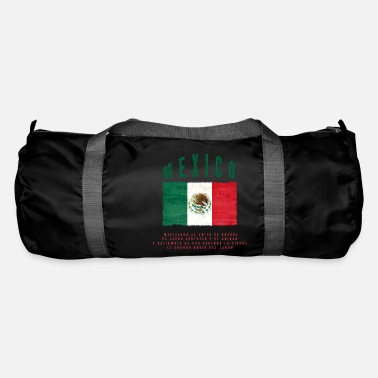 Bandera Mexican Flag Bandera Mexico - Duffle Bag