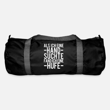 Horse Sayings Horse Sayings - Duffle Bag