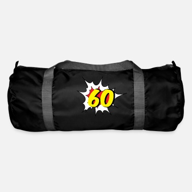Birthday 60th birthday: 60 - Duffle Bag