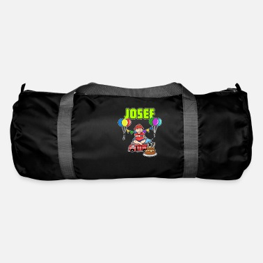 Josef Firefighter Josef gift - Duffle Bag