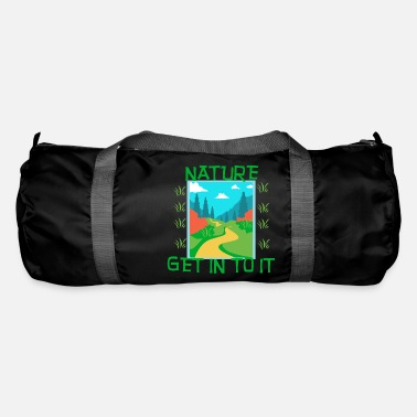 Nature NATURE - Get in to it - Duffle Bag