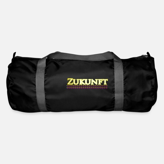 Gift Idea Bags & Backpacks - future - Duffle Bag black