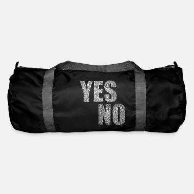 Yes or no - Duffle Bag