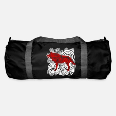 Stylish Wolf stylish - Duffle Bag