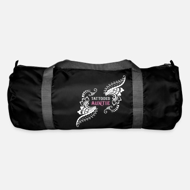 Tatoo Tattooed Auntie - Duffle Bag