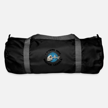 Gaming Gaming water level nerd geek - Duffle Bag