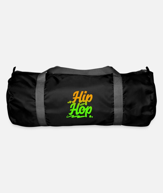 Rap Bags & Backpacks - hip hop - Duffle Bag black