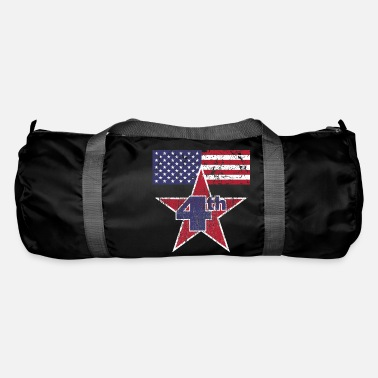 4th Of July 4th of July - Duffle Bag