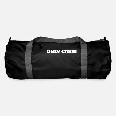 Cash Only cash cash - Duffle Bag