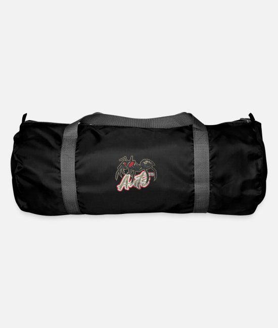 Art Bags & Backpacks - ant - Duffle Bag black
