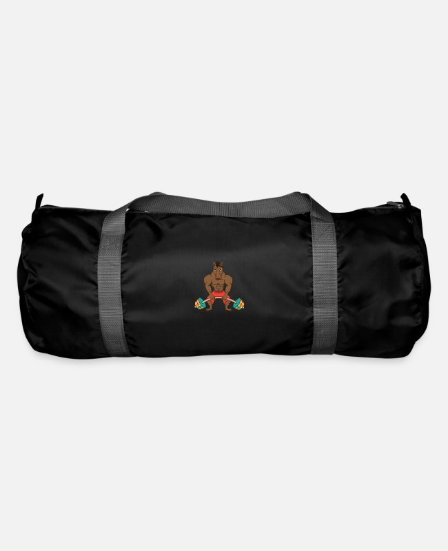 Training Bags & Backpacks - Gungonine - Duffle Bag black