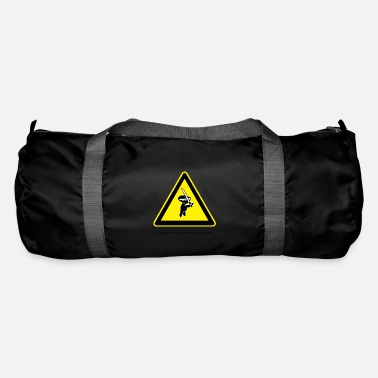 Katana ninja samurai katana dice weapon weapon sports40 - Duffel Bag