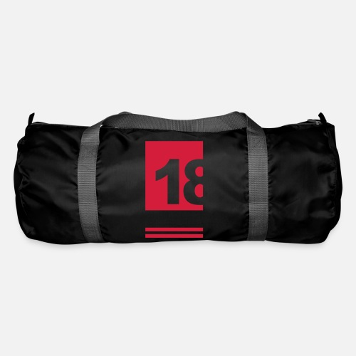 Duffle Bag18th Birthday Gift 18 Years Old Of Age