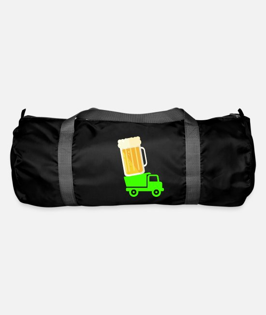 Munich Bags & Backpacks - beer transport - Duffle Bag black