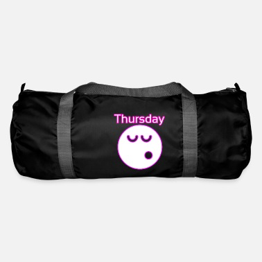 Thursday thursday - Duffle Bag