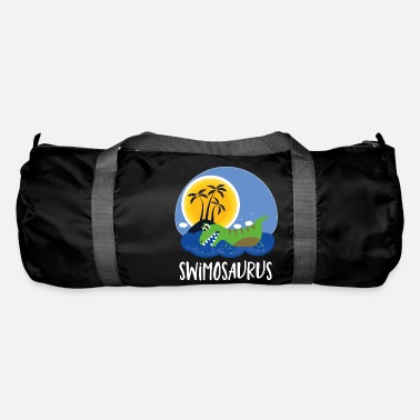 Baby Funny swimmer swimming shirt kids gift - Duffle Bag