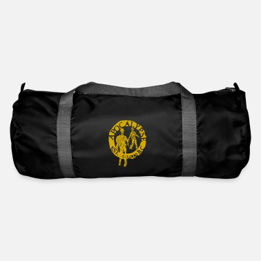 Tlc zombies gold - Duffel Bag