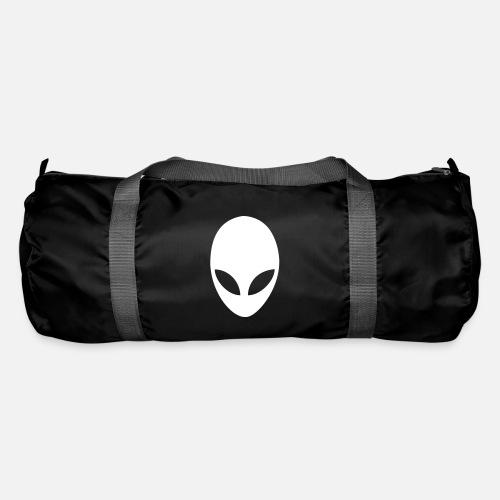 eab84f2ce0 Alien head 001 vecteur Sac de sport | Spreadshirt