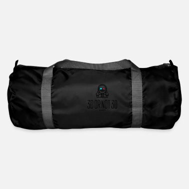 3d 3D or Not 3D - Duffle Bag