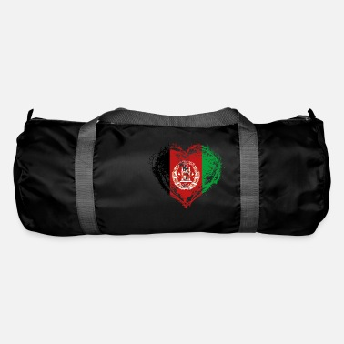 Afghanistan HOME ROOTS COUNTRY LOVE POISON Afghanistan - Duffle Bag