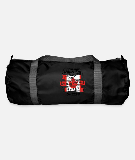 Travel Bug Bags & Backpacks - HOLIDAY HOME ROOTS TRAVEL Canada Canada Surrey - Duffle Bag black