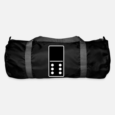 Chaîne DOMINO STONE 0: 6 - COULEUR VARIABLE - CONCEPTION DE VECTEUR! - Sac de sport