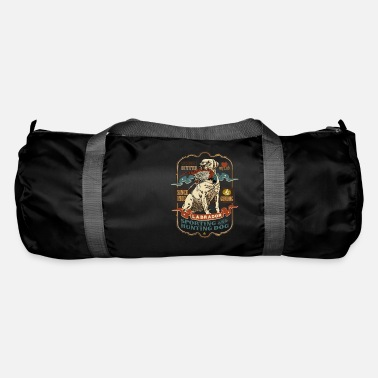 Chasse labrador_and_pheasant_y - Sac de sport