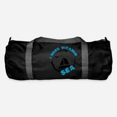 Sailing Sailing Vitamin Sea - Duffle Bag