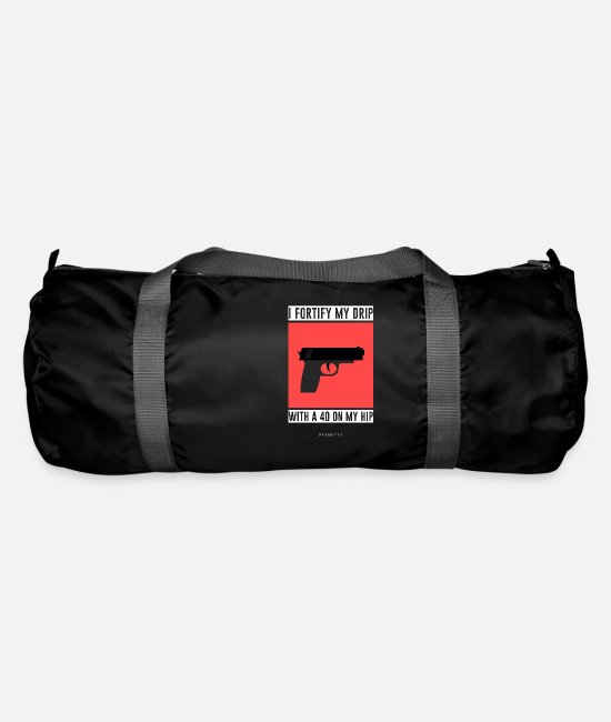 Outlaw Bags & Backpacks - Fortified Drip - Duffle Bag black