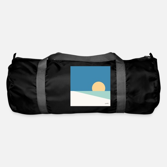 Fiji Bags & Backpacks - Fiji - Duffle Bag black