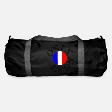 Metropolitan Lyon, the city on the Rhone. - Duffle Bag