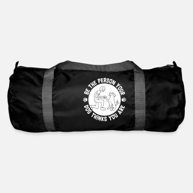 Person Be The Person - Duffle Bag