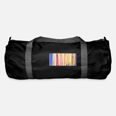Colorful Colorful Color Play Color Color Summer Colorful - Duffle Bag