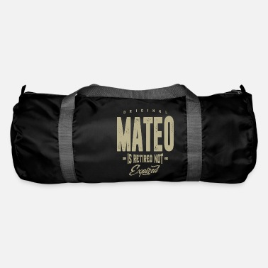 Mateo Mateo! T-shirts and Hoodies for you - Duffle Bag