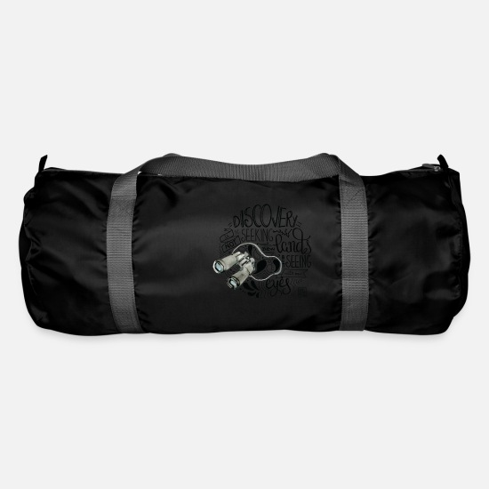 Travel Bags & Backpacks - Travel and discovery - Duffle Bag black