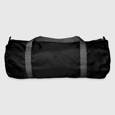 Frost - Duffel Bag