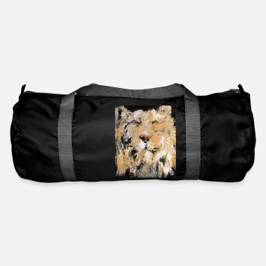 South Africa Tiger head - Duffle Bag