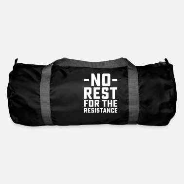 Rest No Rest - Duffle Bag