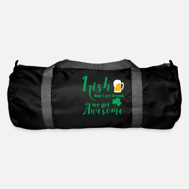 Day St Patrick's Day - het Iers - Bier - Grappig - Gift - Sporttas