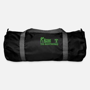 Snooker shot to nothing - Duffle Bag
