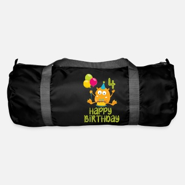 4th Birthday 4th birthday, 4th birthday - Duffle Bag