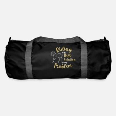Horse Sayings Horse Horse Saying Funny Saying Gift - Duffle Bag