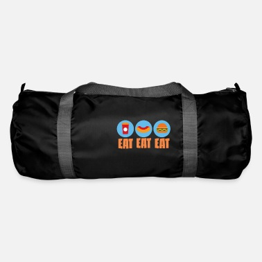 Eat Eat Eat Eat - Duffle Bag