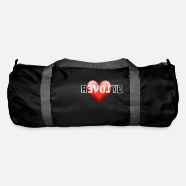 Revolt Revolt - LOVE - Duffle Bag
