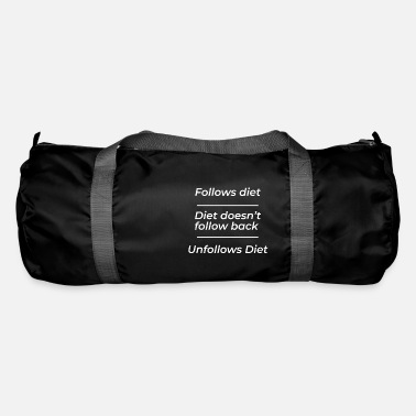 Diet Diet - Duffle Bag