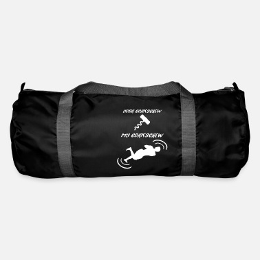 Owned Corkscrew Parkour Tricking Freerunning Gift - Duffle Bag