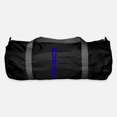 Selfconfidence Nurse Definition - Duffle Bag