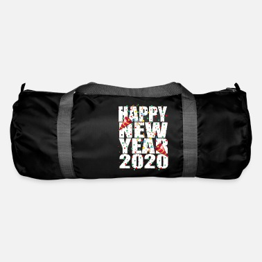 Drinking Hapy New Year 2020 - Duffle Bag