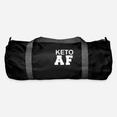 Occasion Keto AF Ketogenic Diet Low Carb Ketosis - Duffle Bag
